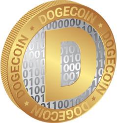 Dogecoin vector