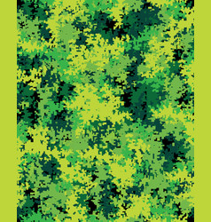 Seamless fashionable camouflage vector