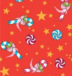 Candy cains vector