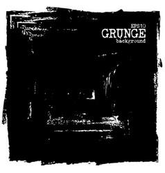 grunge chalkboard background vector image