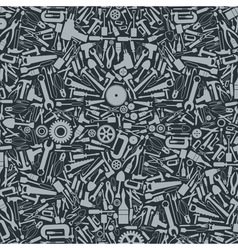 Tool background vector image