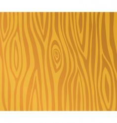 Wooden board vector