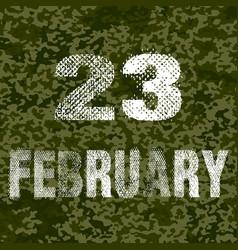 23 february vector