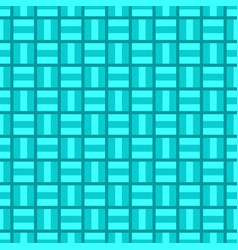 Abstract seamless square pattern design vector