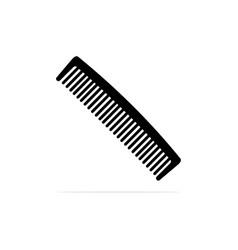 comb icon concept for design vector image
