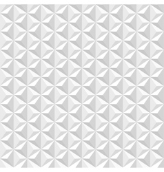 White geometric 3d texture vector