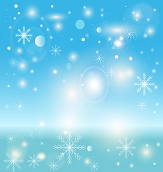 Celebration Emergence Invitation Sexual Snow Whit vector image vector image