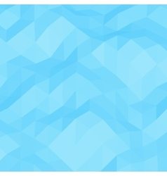 Light-blue abstract triangular background vector image