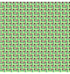 seamless colorful simple grid pattern vector image vector image