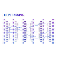 3d neural network with six layers vector