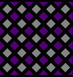 abstract repeating square pattern design vector image