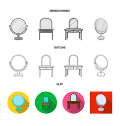 Design imagery and decorative icon set vector