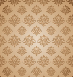 flower-ornament-pattern vector image vector image