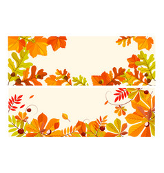 Thanksgiving background with space for text two vector