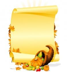 banquet invitation vector image vector image