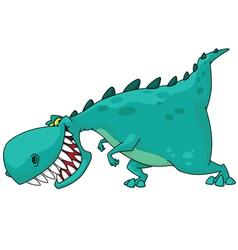 Dino rex vector