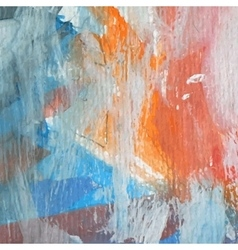 watercolor gouache background vector image