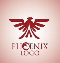 Phoenix logo 8 vector