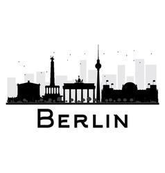 Berlin silhouette vector