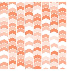Chevron hand drawn seamless background vector