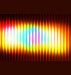 red pink green blue brown abstract with light vector image