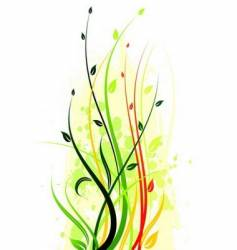 spring illustration vector image