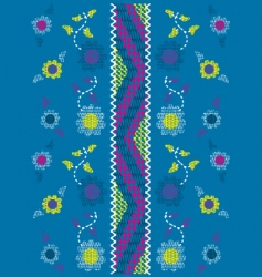stitch vector image