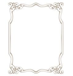Vertical frame vector