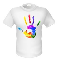 Fashion tshirt vector image