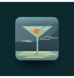 App icons summer vector