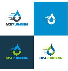 Fast plumbing vector