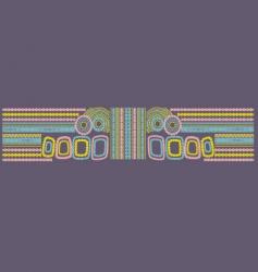 line art vector image