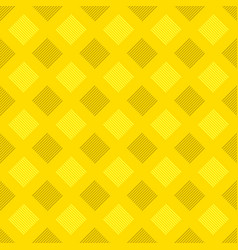 seamless geometric square pattern design vector image
