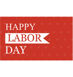 Collection of labor day background style vector
