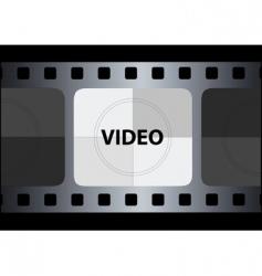 Filmstrip vector