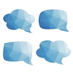 Set of bubbles for thought vector