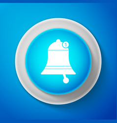bell icon new notification icon new message icon vector image