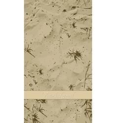 SandBackground01 vector image