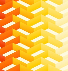 Retro Zigzag Pattern vector