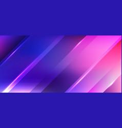 Abstract diagonal stripes with light blue vector