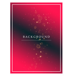 background for banner wallpaper invitation poster vector image