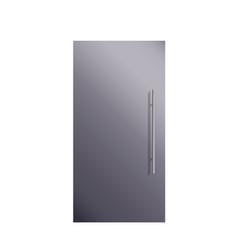 Cabinet door metal vector