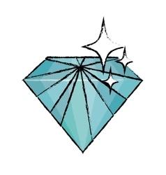 Diamond luxury fashion vector