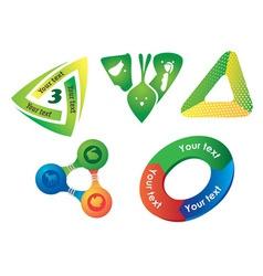 Logo animal feed vector