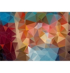 Abstract background consisting of angular vector