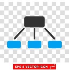 Hierarchy Eps Icon vector