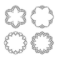 arabesque vector image