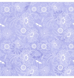 violet seamless background vector image