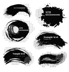 blobs vector image