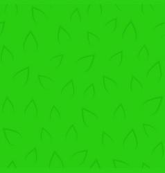 foliage seamless texture vector image